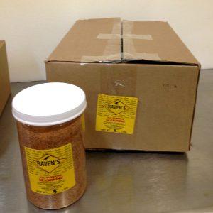 All Purpose Seasoning - Case (3lbs/6pk)