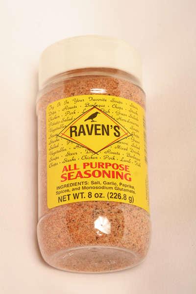 All Purpose Seasoning 8 oz