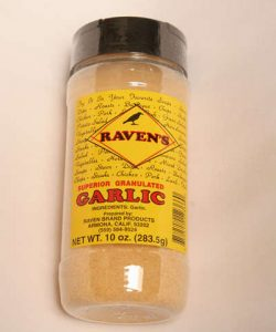 Super Granulated Garlic 10oz