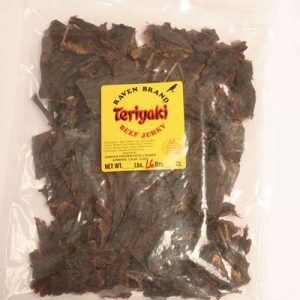 Teriyaki Jerky 16oz Bag