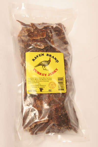 Turkey Jerky 8oz Bag