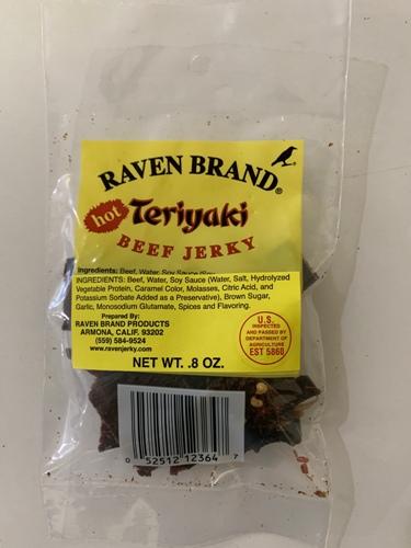 Hot Teriyaki