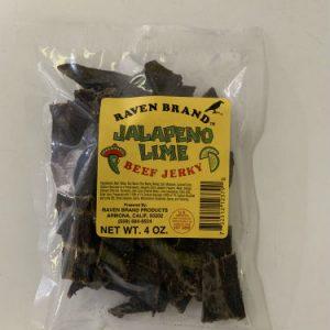 Jalapeno Lime Jerky