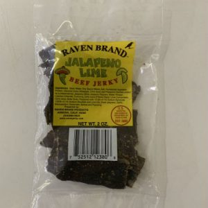 Raven Jalapeno Lime