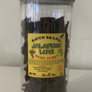 Jalapeno Lime Canister Pieces 16 oz.