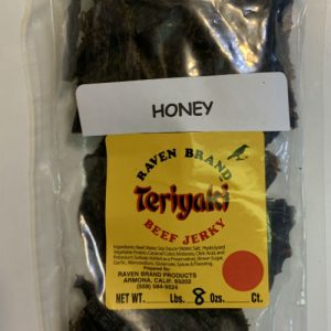 Teriyaki honey BFFFF JERKY