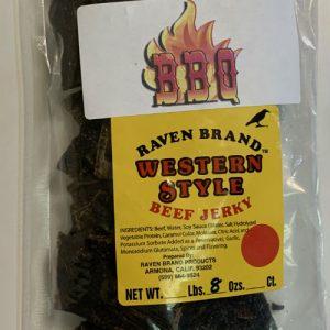 BBQ Western Style Jerky